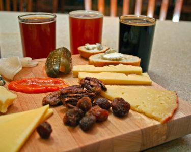 Bières et Fromages, accords et à cru (au lait...)